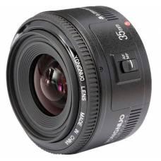 Об'єктив Yongnuo YN-35, 35mm F/2.0 для Canon