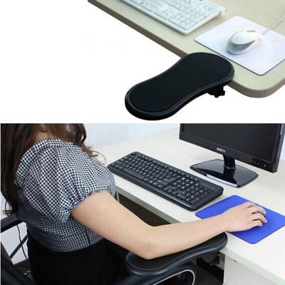 Комп'ютерний підлокітник, чорний
