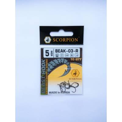 Крючок Scorpion BEAK-03-R №5