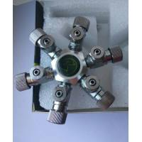 MuFan 6-розгалужувач для систем подачі CO2