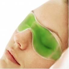 Гелева маска для очей. Маска для видалення темних кіл під очима