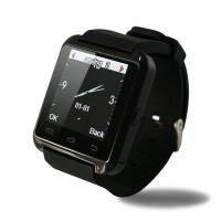 Умные часы (smart watch) U8 черные