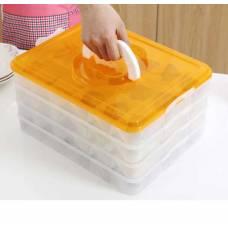 Ящик для заморожування і зберігання пельменів