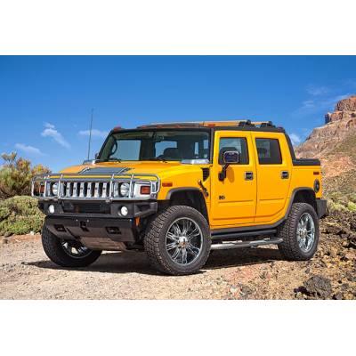 Пазл Jeep Hummer H2 54 шт, 5+