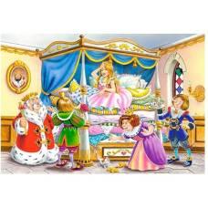 Пазл Принцесса на горошине, 120 ш, 6+