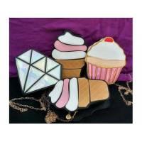 Сумка мороженое, сумка, сумка мороженко, модная сумка
