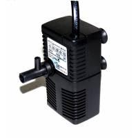 Minjiang NS-F160 3W,  фильтр внутренний 200л/час