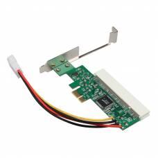Адаптер c PCI-E на PCI висока ефективність роботи