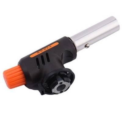 Портативний газовий різак, пальник, запальничка Koufa D-169 на цанговий балон