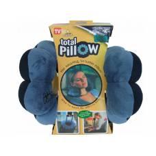 Подушка total pillow для подорожей і відпочинку