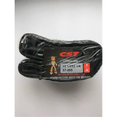 Камера для дитячої коляски з вигнутим штуцером CST 12 1 / 2х2 1/4 (57/203)
