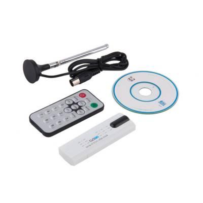USB DVB-T2 Тюнер для ноутбука