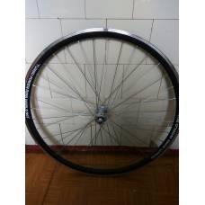 """Переднее колесо для велосипеда 28"""" под тормоза V-brake"""