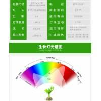 Фитолампа для растений, полный спектр E27, 28 LED 8Вт