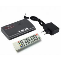 DVB-T2 HDMI 1080 DVB-T2 VGA AV CVBS ТВ-Тюнер медиацентр с пультом