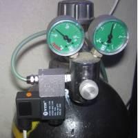 WYIN CO2 електромагнітний клапан