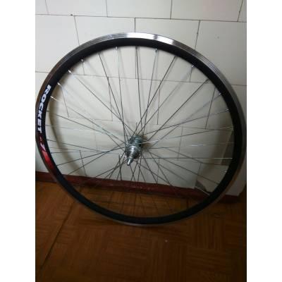 """Переднее колесо для велосипеда на промподшипниках 26"""""""
