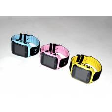 Детские смарт-часы UWatch Q528 Kids с GPS безопасность и местоположение ребенка