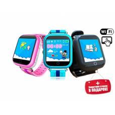 Смарт-годинник Q100 пошук по GPS безпеку дитини