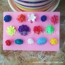 Форма для приготування тортів, тістечок або кольорового мила