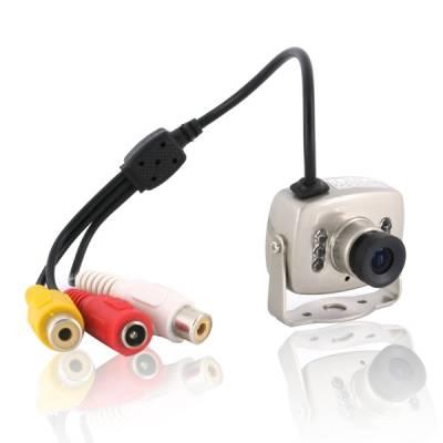CCTV камера видеонаблюдения, ИК подсветка + блок питания