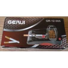 Качественная машинка для набивки сигарет gerui gr-12-005