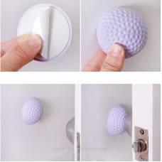 """Защита дверных ручек и стен от повреждений """"Мяч для гольфа"""""""