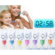 Пісочний годинник усміхнені для дітей та їх батьків інтервал три хвилини