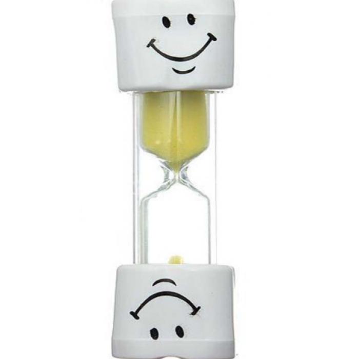 Пісочний годинник усміхнені для дітей та їх батьків інтервал три хвилини 67fd45f3ece6f