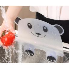 Защитный экран для кухонной мойки защита от брызг воды