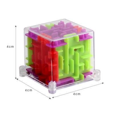 Лабіринт куб 4х4х4см