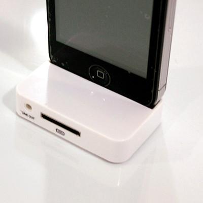 Док станция синхронизации КРЕДЛ Apple iPhone 4 4G 4S 4GS 4TH