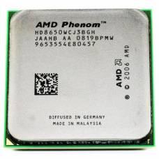 Процесор AMD Phenom X3 8650, 3 ядра 2.3 ГГц, AM2+