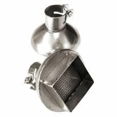 Насадка на термофен для пайки BGA микросхем 30x30мм