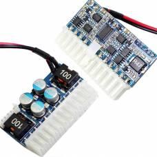 Блок живлення 160Вт Піко модуль блоку живлення постійного струму 12В 24-контактний ATX міні ITX