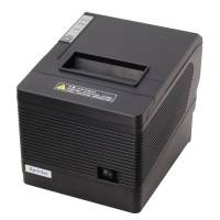 Термопринтер POS чековый принтер Xprinter XP-Q260III 80мм USB+RS232+LAN