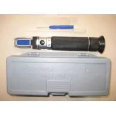 Рефрактометр для авто - рідин, 4 в 1. Автомобільний рефрактометр