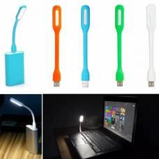 USB LED светильник 6 LED 1.2Вт, гибкая ножка