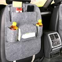 Автосумка для хранения вещей задние карманы на автокресло