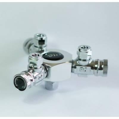 DiCi 3-разветвитель для систем подачи CO2 DC03-03