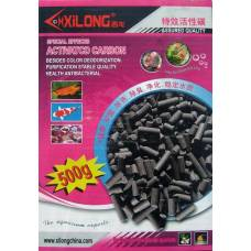 XiLong activated Carbon - активоване вугілля (гранули) 500 г