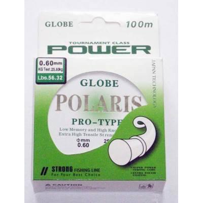 Леска Globe Polaris 100м 0,60 мм camo