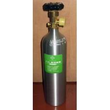 Алюминиевый баллон для СО2 1л. UP A-136-2