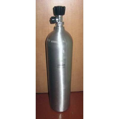 Алюминиевый баллон для СО2 3л. UP V-AP004-S