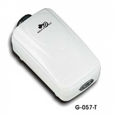 Малошумный двухканальный компрессор UP G-057-T