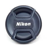 Крышка передняя на объектив Nikon 55мм