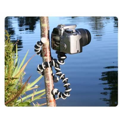 Міні трипод (гнучкий штатив) для камери