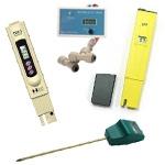 Для измерения параметров воды и почвы