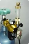 Оборудование для подачи СО2