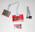 Диагностическая POST пост карта PTi8 для настольных ПК и ноутбуков (Мини PCI-E/Mini PCI / LPC)